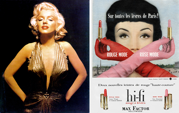 Marilyn Monroe beauty secrets