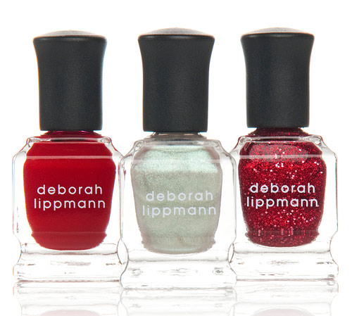 Deborah Lippmann holiday polish set