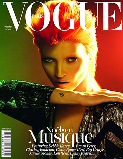 Kate Moss Vogue Paris cover