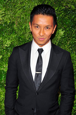 prabal gurung named chief ICB designer