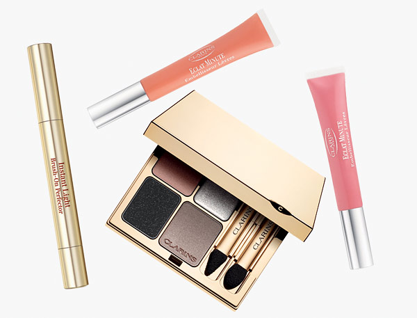 clarins holiday makeup