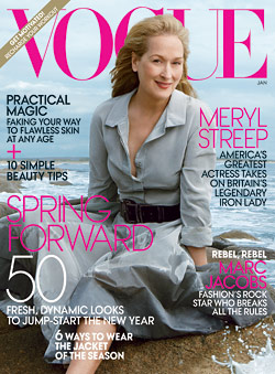 meryl streep covers american vogue for first time