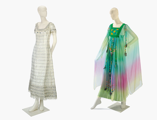 Elizabeth Taylor dresses going up for auction at Christies