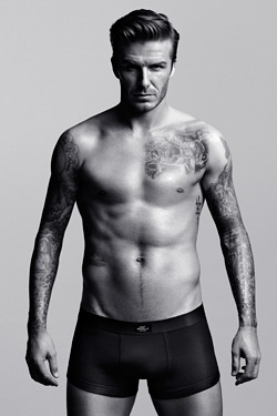 David Beckham cast in H&M super bowl ad