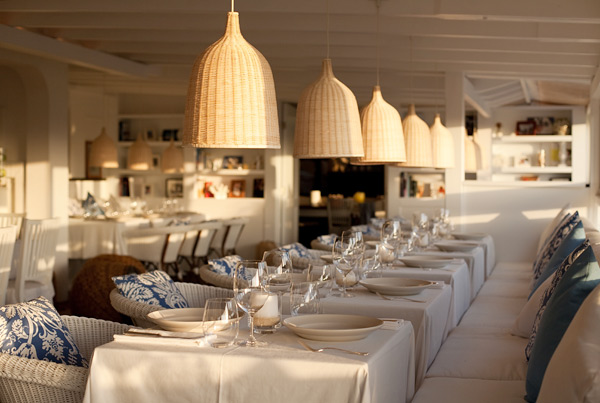 St. Barth's Dining