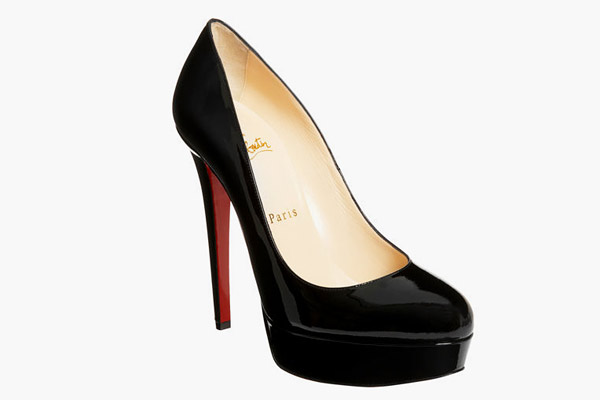 louboutin red sole legality