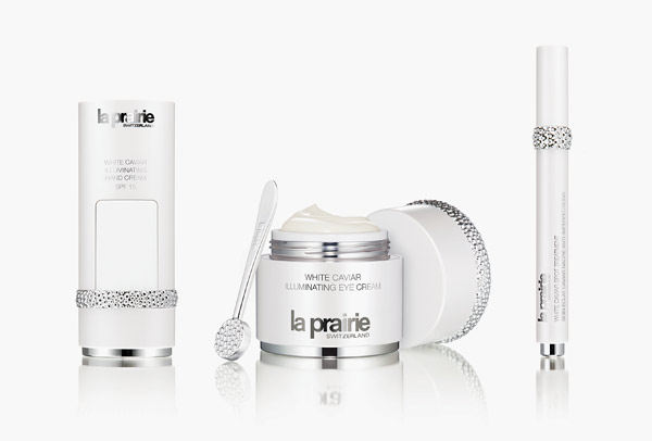 La prairie white caviar skin treatment