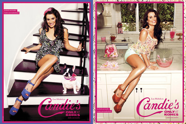 Lea Michele Candies collection