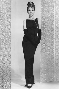 Audrey Hepburn  Holly Golightly  Breakfast at Tiffany's