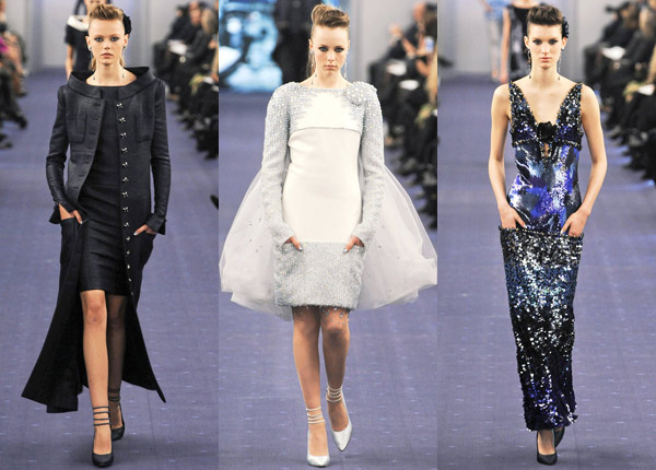 Chanel Spring 2012 Couture runway