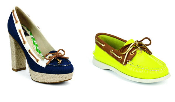 Milly for Sperry-Topsider