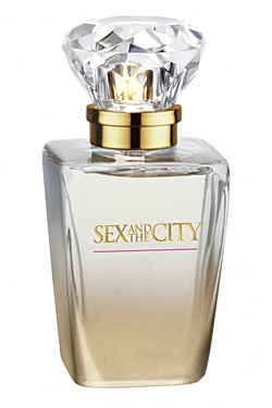 'Sex & The City Gold EDP,' £14.99