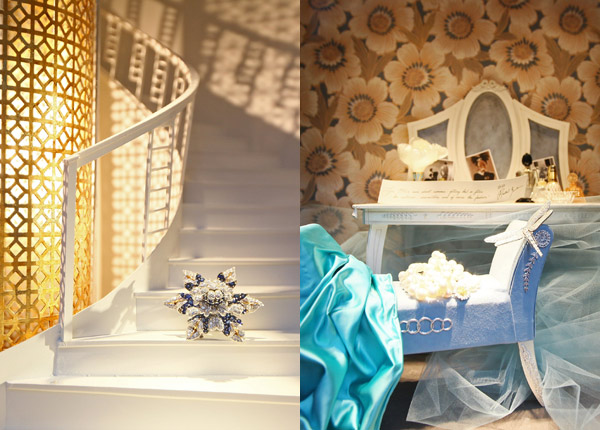 Tiffany and Co Windows