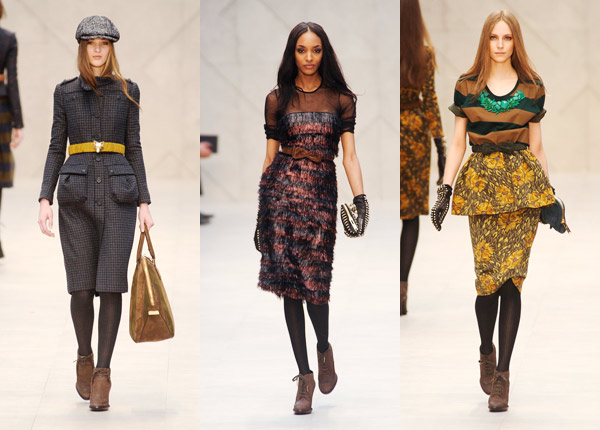 Burberry Prorsum Fall 2o12