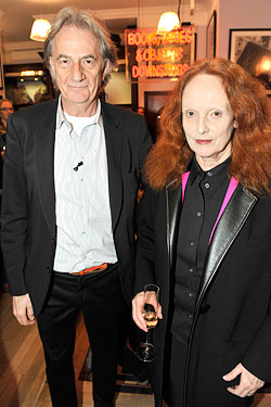 Paul Smith  Grace Coddington