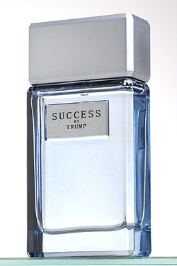 Donald Trump's 'Success' fragrance