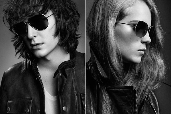 Burberry's New Eyewear Campaign