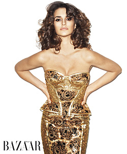 penelope cruz harpers bazaar may 2012