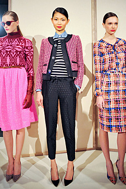 Manolo Blahnik shoes J.  Crew's Fall 2012 collection