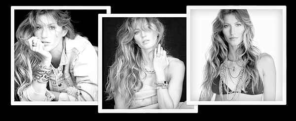 Gisele Stars David Yurman Fall 2012 Campaign
