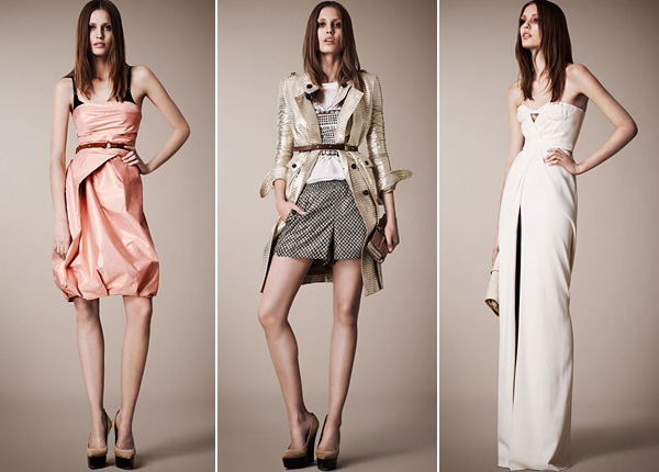 Burberry Prorsum Spring/Summer 2013 Pre-Collection