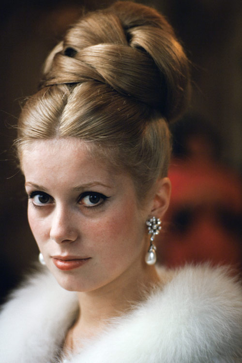 Catherine Deneuve Bastille Day France
