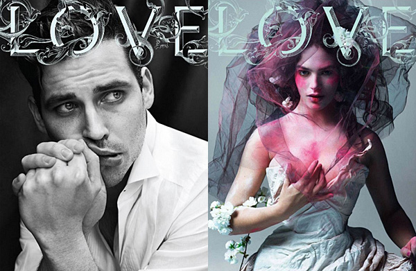 Downton Abbey Jessica Brown Findlay Rob James Collier Love magazine