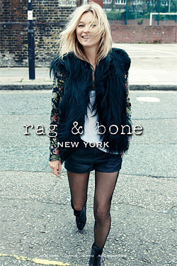 Rag Bone Kate Moss