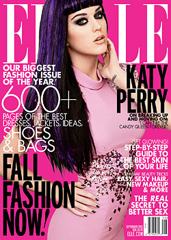 katy Perry Elle Carter Smith