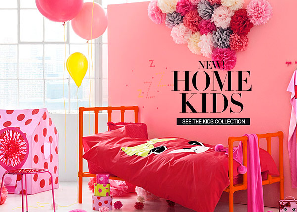 H&M Home coming to US
