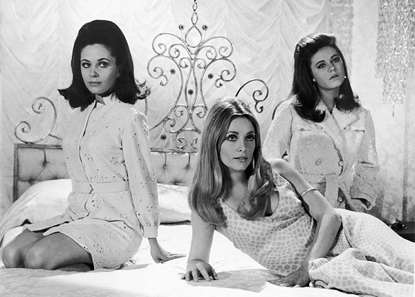 Valley of the Dolls Sharon Tate Barbara Parkins Patty Duke Jacqueline Susann