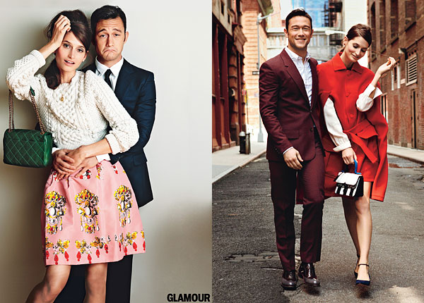 joseph gordon levitt glamour october 2012