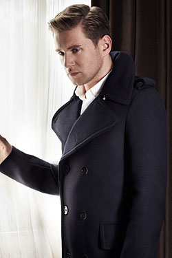 Allen Leech Mr Porter Downton Abbey