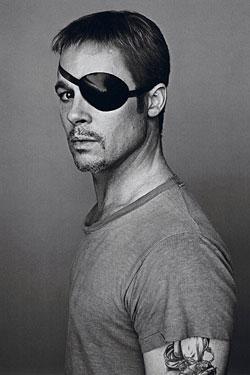 Brad Pitt Interview Magazine Steven Klein