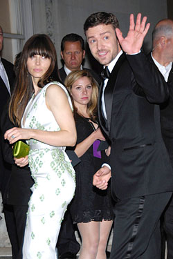 Jessica Biel Justin Timberlake married