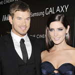 Ashley Greene and Kellan Lutz Talk Fashion at 'Twilight' Premiere
