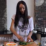 Jourdan Dunn's First Cooking Episode on Jay-Z's 'Life & Times' Network