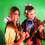 Cara Delevingne Rocks the Scrunchie with MCS