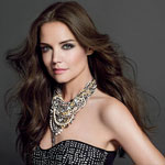 First Look: Katie Holmes In Bobbi Brown's New Makeup Ads
