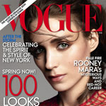 Rooney Mara Covers 'Vogue's' February Issue, a Curious Choice