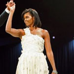 Speculations Begin on Michelle Obama's Inauguration Gown
