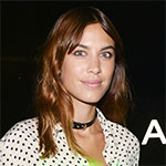 Alexa Chung Talks Beauty