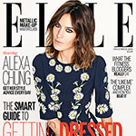 Alexa Chung Talks Style with Elle UK