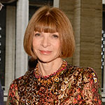 Vogue�s Anna Wintour Shares her Thoughts on New York Fashion Week!