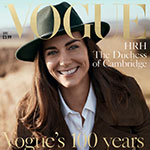 The Duchess of Cambridge Is British Vogue�s Centenary Cover Star!