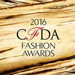 2016 CFDA Awards