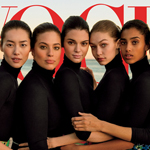 A Diverse Set of Models take on Vogue�s March Issue!