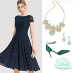 Color Scheme Tips for 2019: Mother of the Bride Dresses