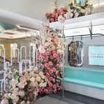 Tiffany & Co. launches pop-up with Flowerbx!