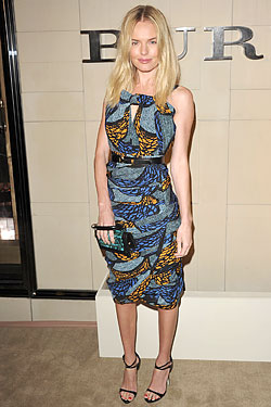 Kate Bosworth Burberry